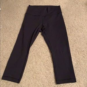 Gently used Lululemon capris